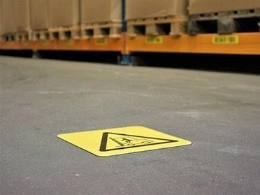 Pictograme de podea