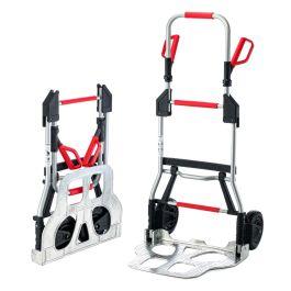 Cărucior manual pliabil de transport RuXXac Jumbo, capacitate de încărcare 250 kg
