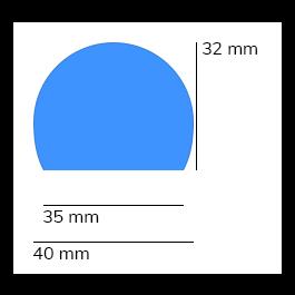 Bară de protecție, model 3 – 1 metru