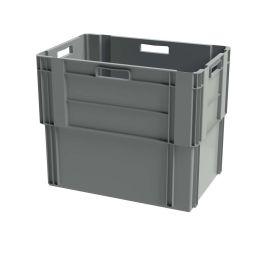 Containere Euronorm încorporabile care pot fi stivuite