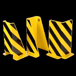 Apărători anti-coliziune pentru rafturi