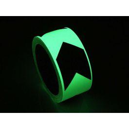 Bandă direcțională fotoluminescentă