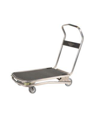 Cărucior pliabil tip platformă Matador Rebel L, capacitate de încărcare 400 kg