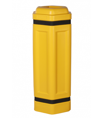 Protecție din plastic pentru piloni