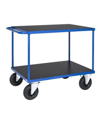 Cărucior-masă, capacitate de 500 de kg