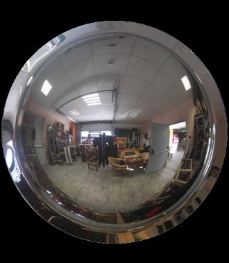 Oglindă convexă 360°