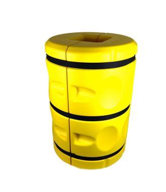 Apărătoare pentru coloane care poate fi stivuită – 20x20 cm – înalțime de 90 cm