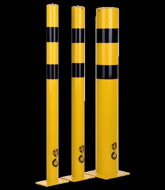Stâlp anti-impact pentru montarea pe podea
