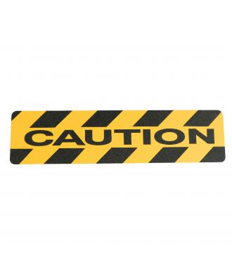 """""""Caution"""" bandă adezivă antiderapantă"""