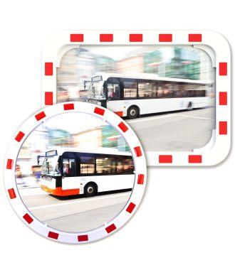 Oglindă trafic EUvex