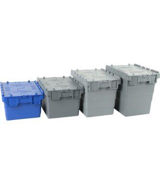 Containere Euronorm cu capac atașabil