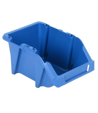 Recipient de depozitare din plastic 125x195x90 mm