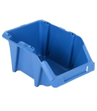 Recipient de depozitare din plastic 153x244x123 mm