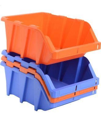 Recipient de depozitare din plastic