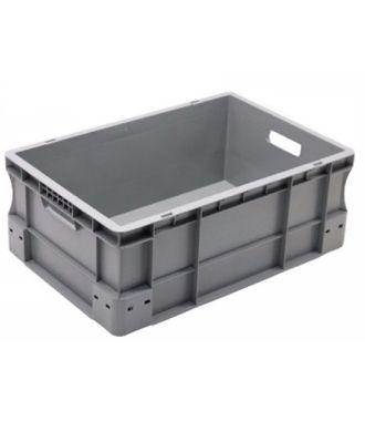 Container de tip euro-cutie cu pereți drepți 400x600x230 mm