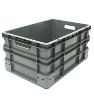 Container de tip euro-cutie cu pereții drepți 400x600x290 mm