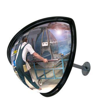 Oglindă trafic industrial