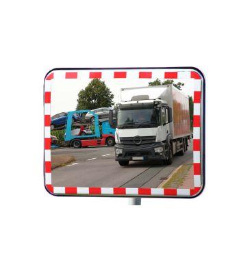 Oglindă trafic cu reflectoare UNI-SIG
