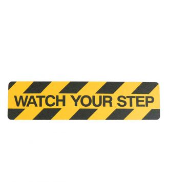 """Watch your step"" bandă adezivă antiderapantă"