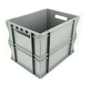 Container de tip euro-cutie cu pereți drepți 300x400x290 mm